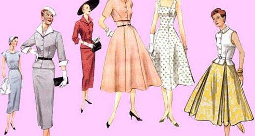 Free 50s Fashion Cliparts, Download Free Clip Art, Free Clip.