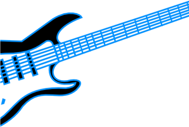 Guitar Clipart 50\'s.