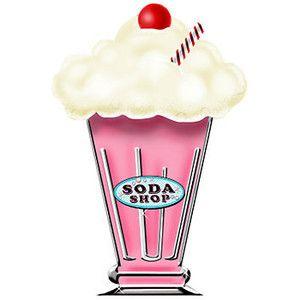 50s clipart milkshake, Picture #28265 50s clipart milkshake.