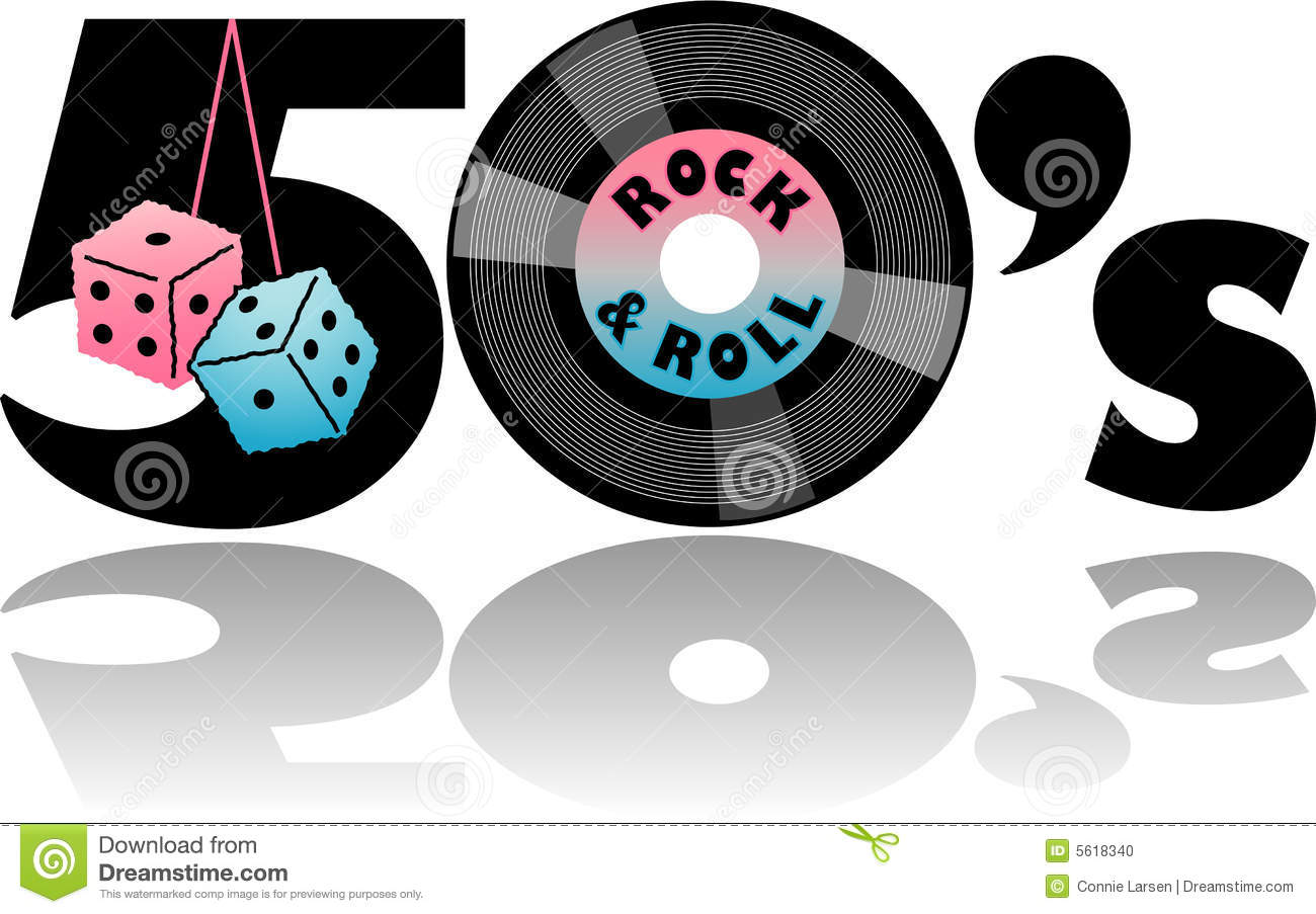 50s number clipart Transparent pictures on F.
