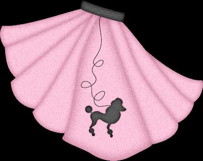 50s clipart poodle skirt, 50s poodle skirt Transparent FREE.
