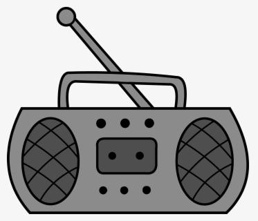 Free Radio Clip Art with No Background.