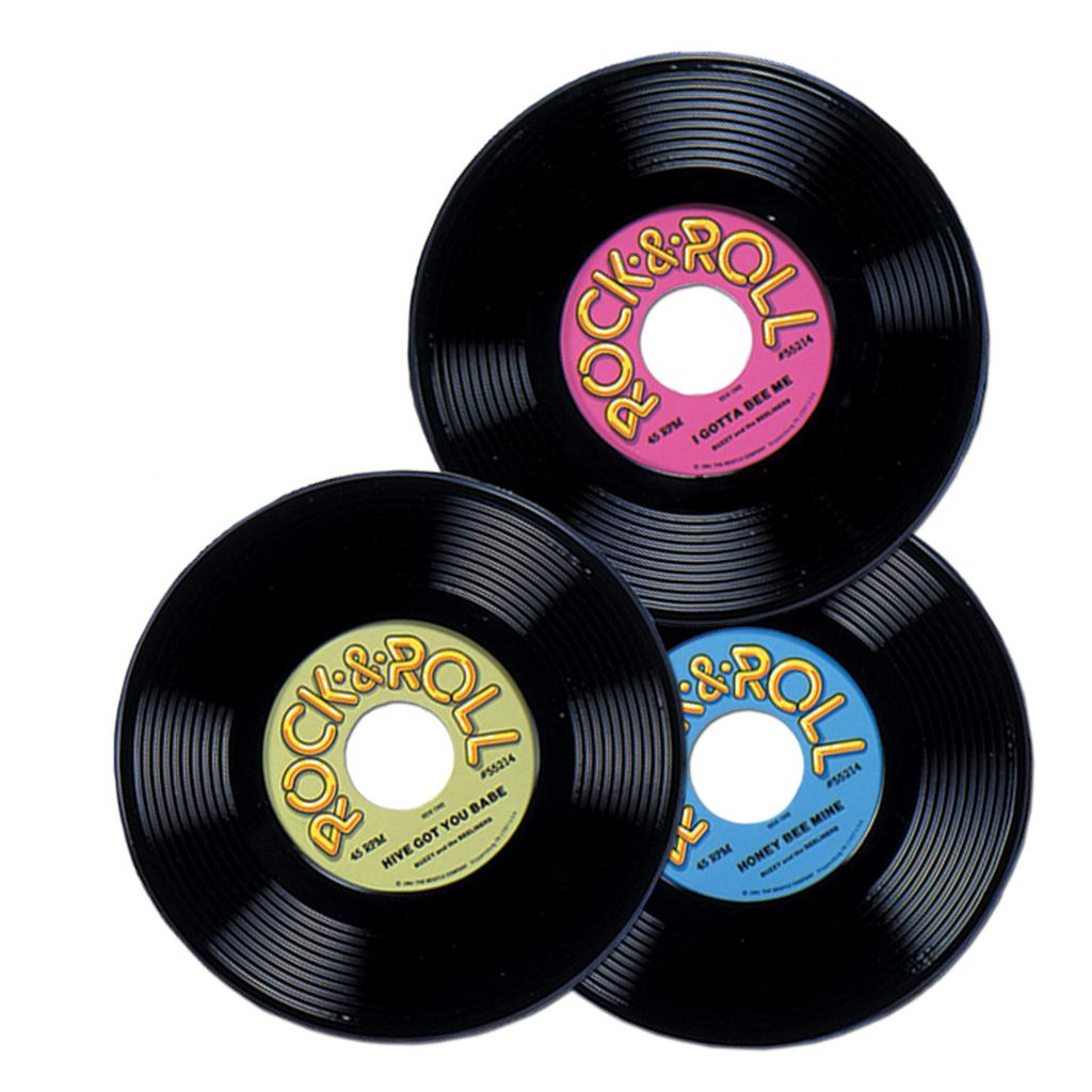 Record clipart fifties, Record fifties Transparent FREE for.