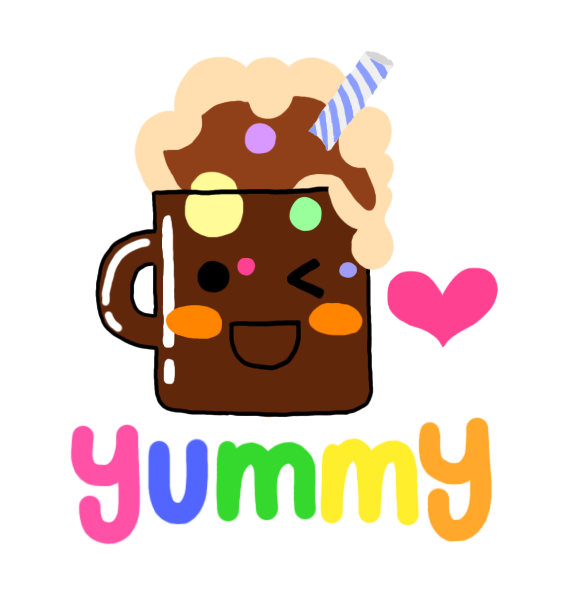Cute Root Beer Float No BG:. by ChamomilleElegance on.