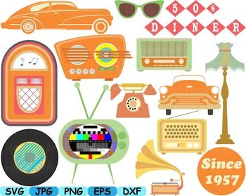 50s clipart radio, 50s radio Transparent FREE for download.