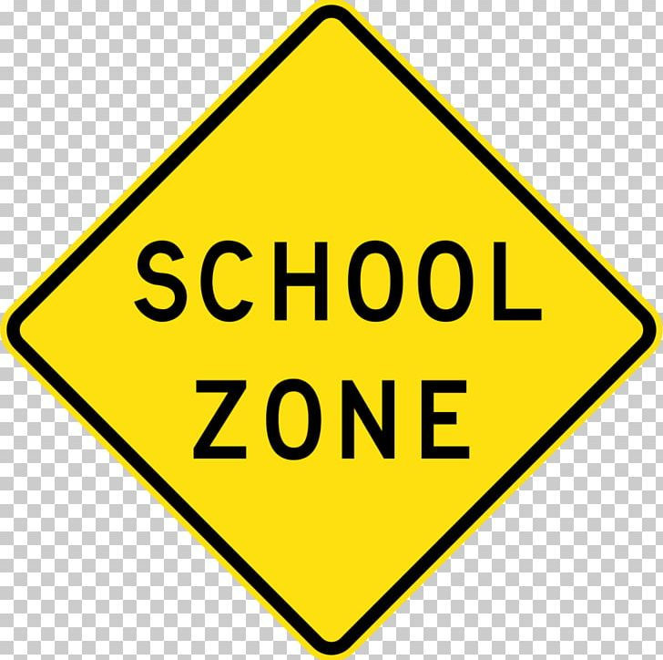 School Zone Traffic Sign Speed Limit PNG, Clipart, Angle.