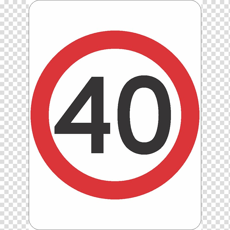 Traffic sign Speed limit 40 Ahead School zone, safety signs.
