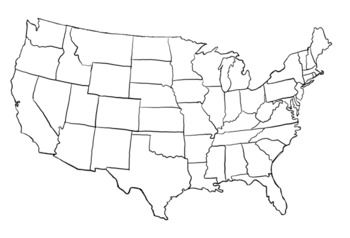 United States Clipart.