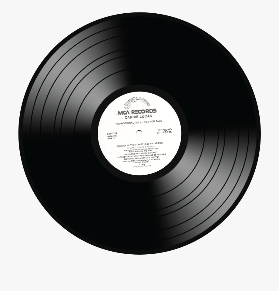 Record Albums Clipart.
