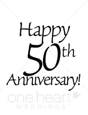 50th Anniversary Clip Art & 50th Anniversary Clip Art Clip Art.