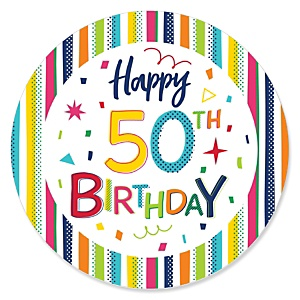 50th Birthday Party Themes & Ideas.