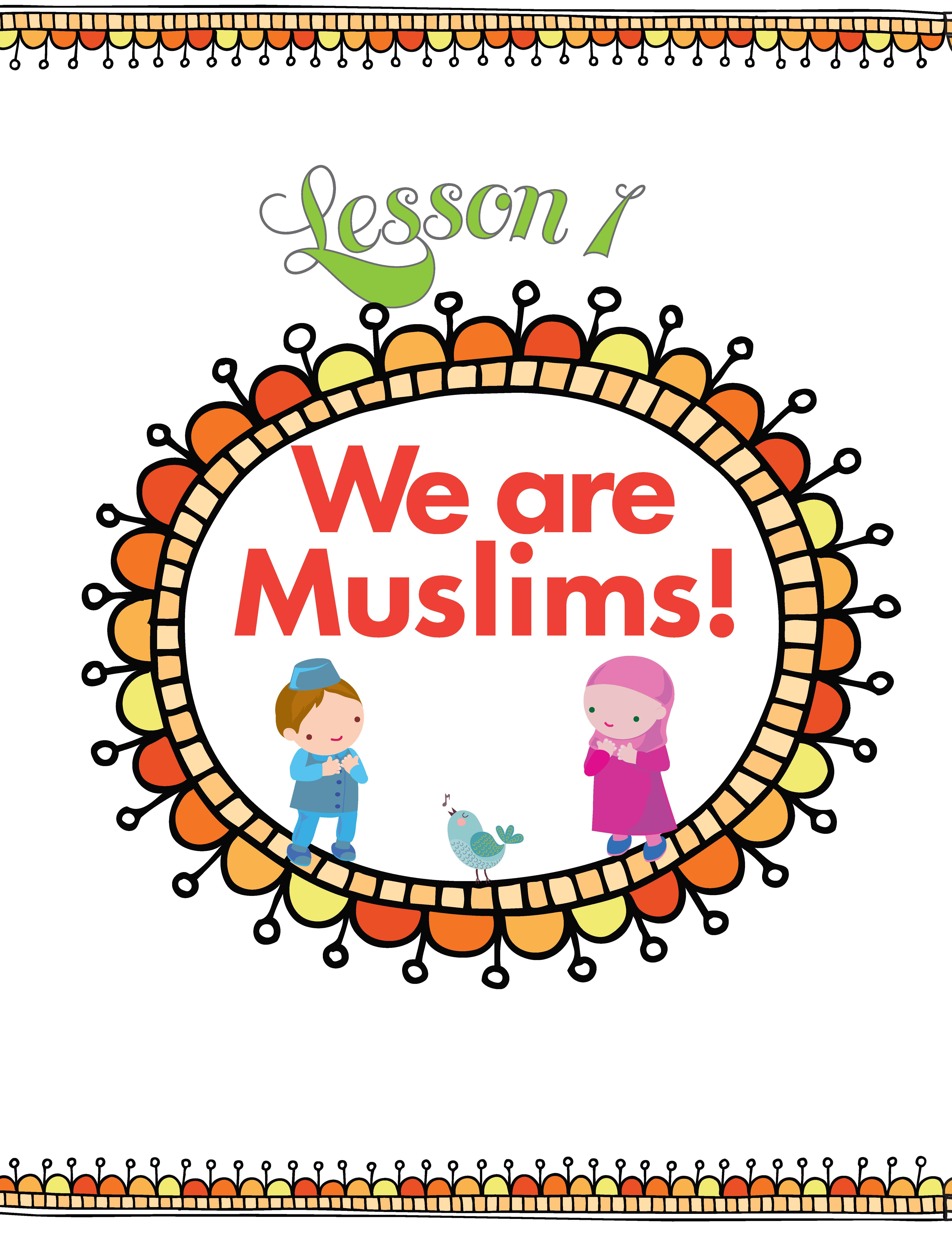 IQRA\' WISE (Weekend Islamic School Excellence) Grade One Textbook.
