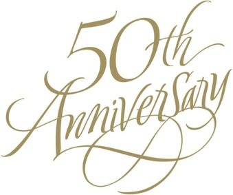 Download Free png 50th Anniversary Clip Art ...