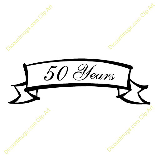 50 years clipart 3 » Clipart Portal.