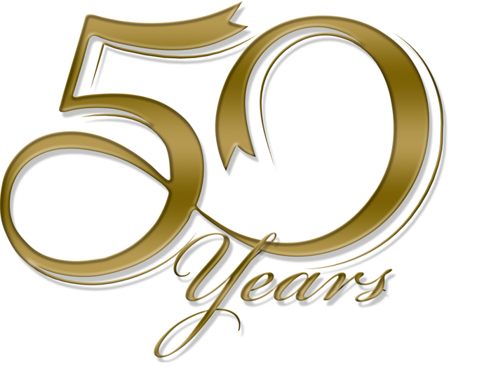 50 Years Png Vector, Clipart, PSD.