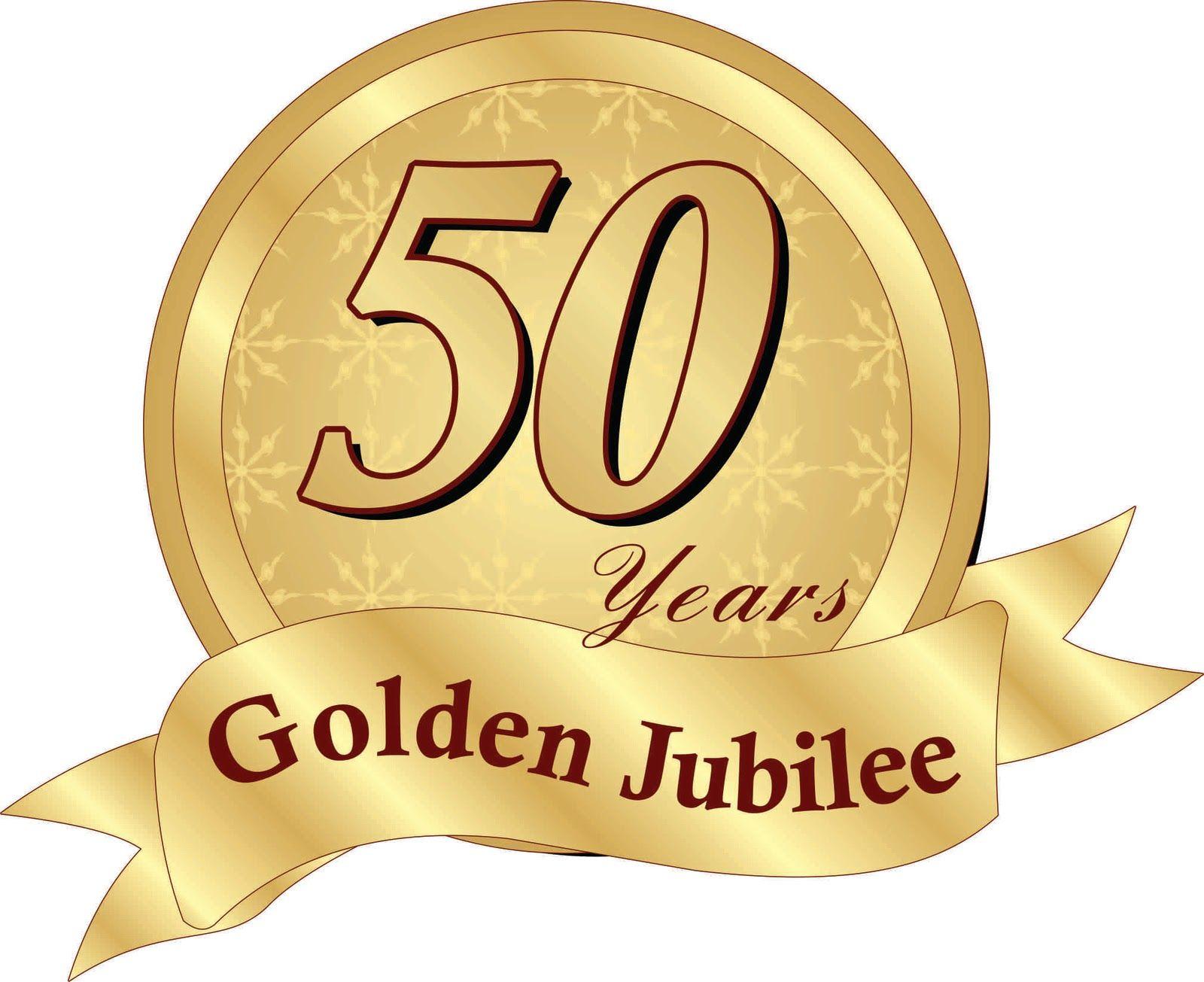 golden jubilee celebration ideas.