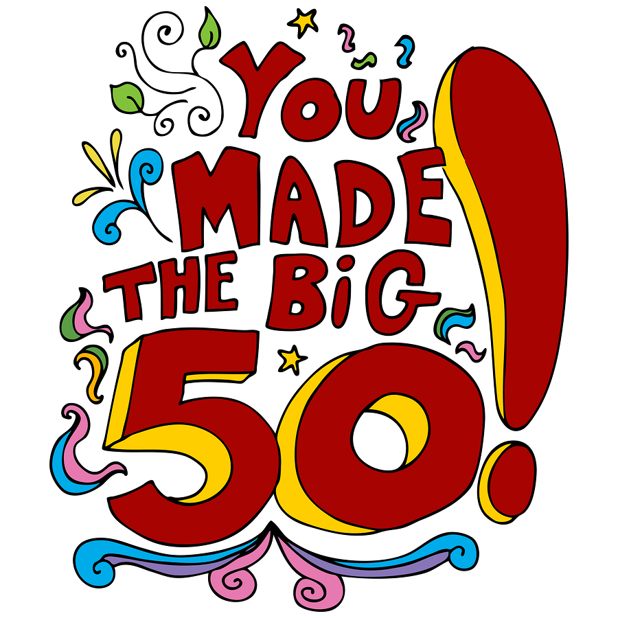 50 years old clip art 20 free Cliparts.