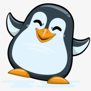 Emperor Penguin Clipart Swimming.