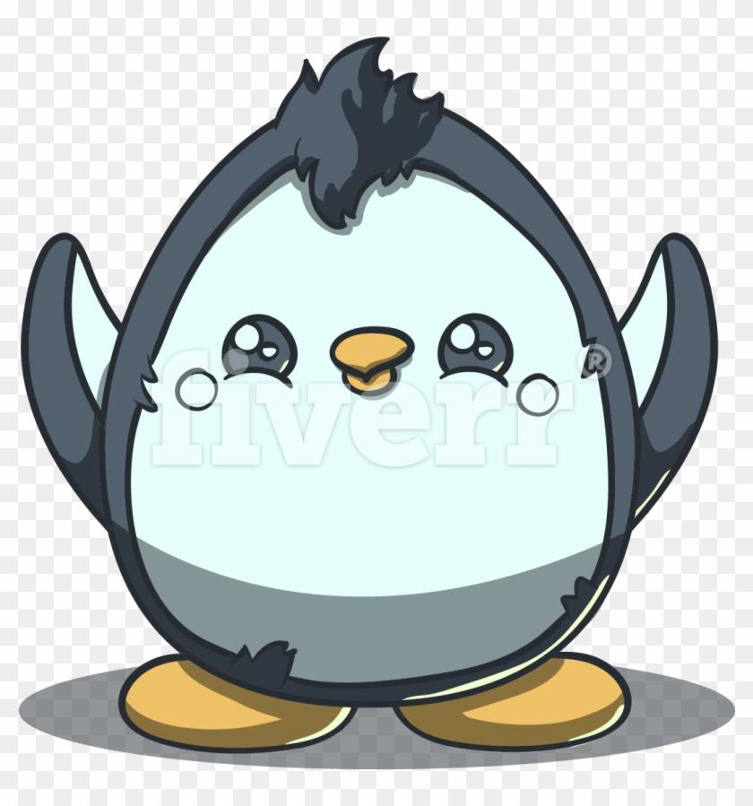 Adã©lie Penguin, HD Png Download (#4907464).