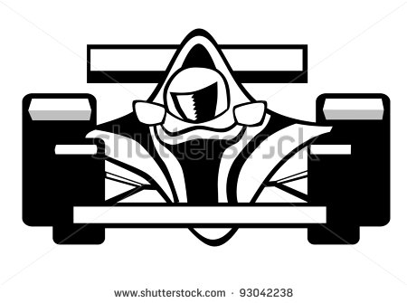 Indy 500 clipart free.