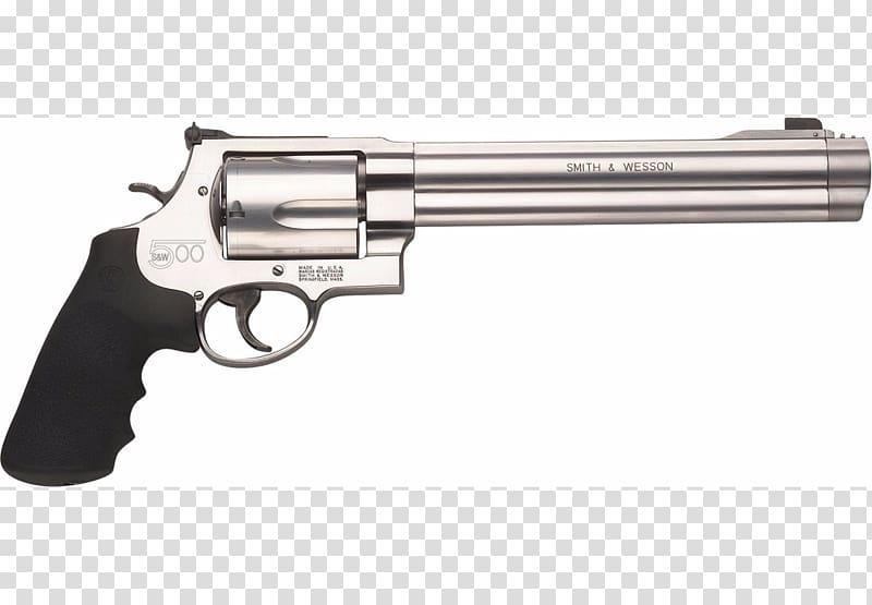 500 S&W Magnum Smith & Wesson Model 500 Revolver Cartuccia.