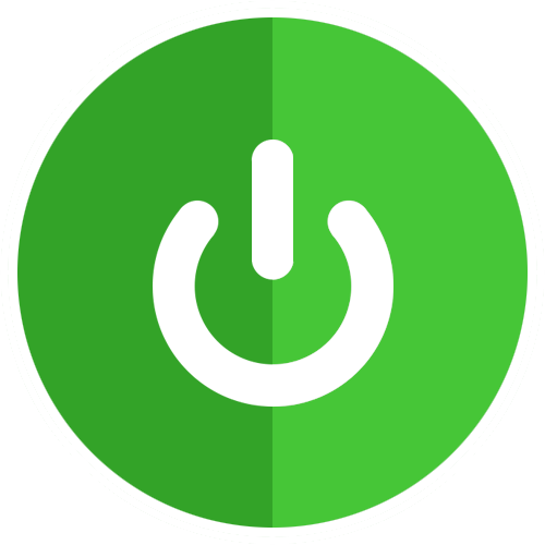 Power Icon 500x500 Png #34431.
