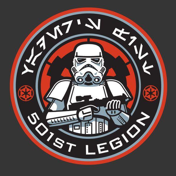 501st Legion.