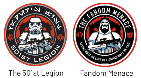 The 501st Legion\' Member Calls for Mass Reporting Campaign.
