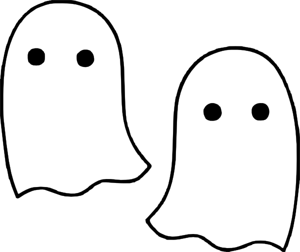 Ghost Free content Clip art.