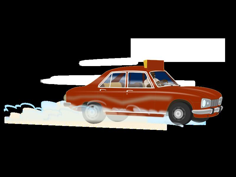 Free Clipart: Peugeot 504.