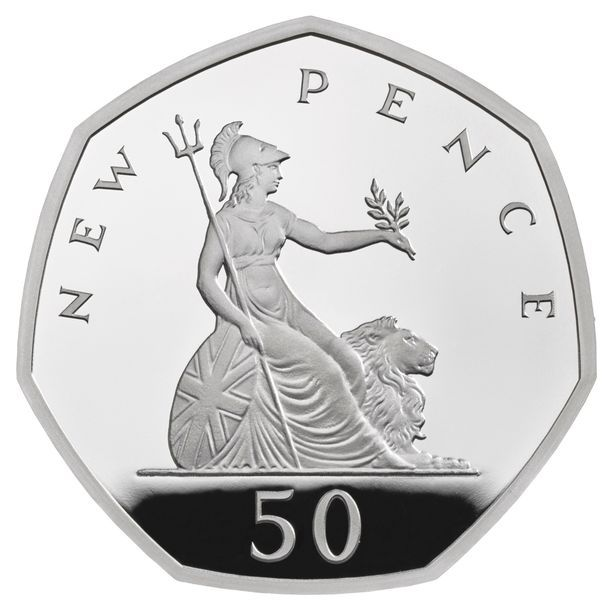 Rarest 50p ever is making a comeback.