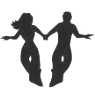 Shag Dancing Silhouettes in 2019.