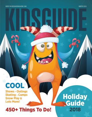 Kidsguide HolidayGuide 2018 by Kidsguide.