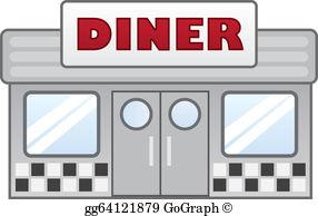 Diner Clip Art.