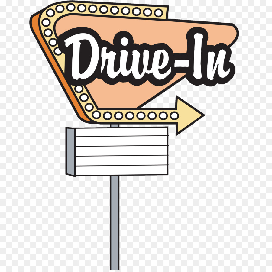 drive in movie clip art clipart Diner Drive.
