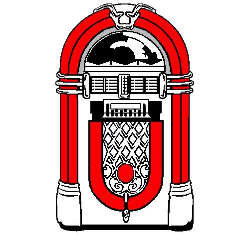 50s jukebox clipart 4 » Clipart Portal.