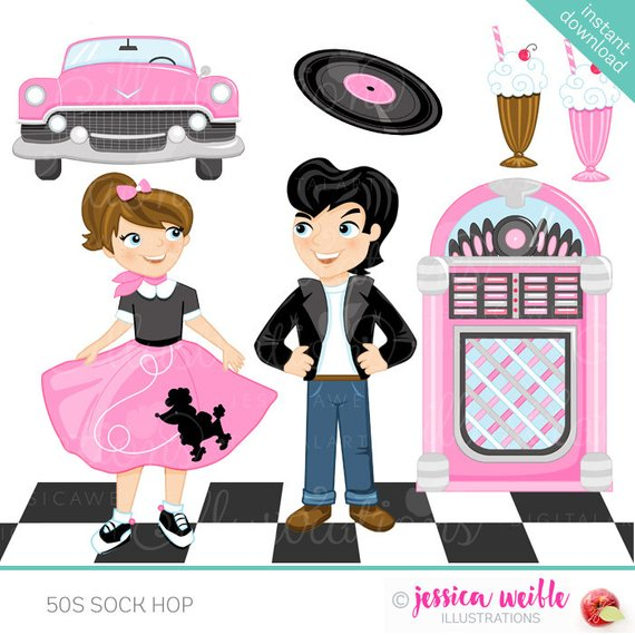 50's Jukebox Clipart (99+ images in Collection) Page 2.