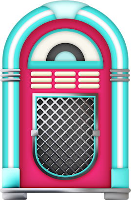 125 Jukebox free clipart.