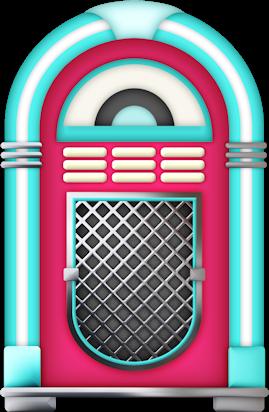 125 Jukebox free clipart.