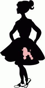 Image result for poodle skirt svg.
