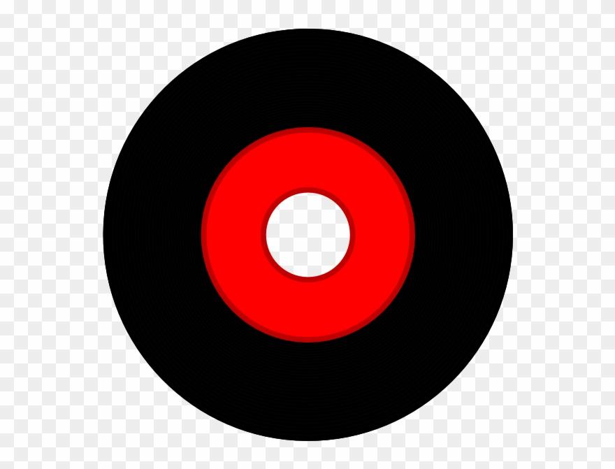 50s Clipart Record.