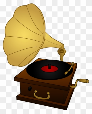 Free PNG Record Player Clip Art Download.