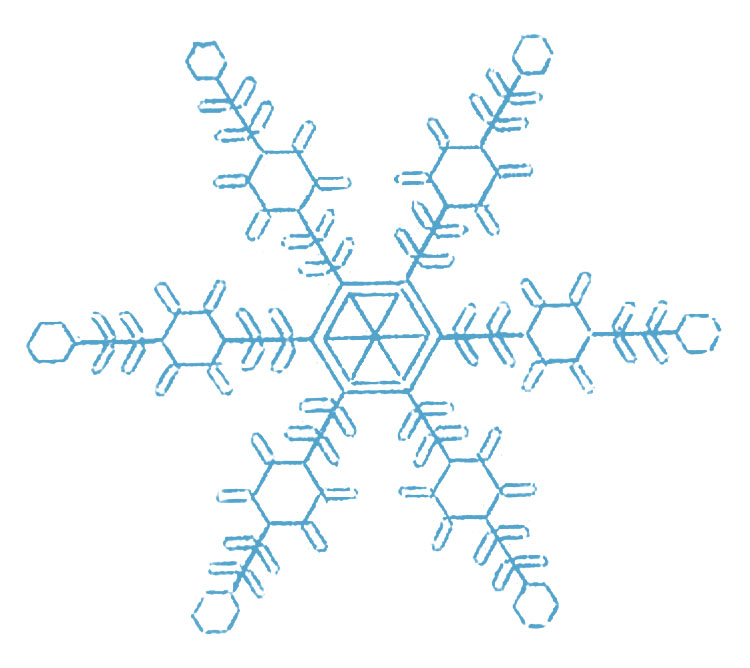 50s snowflake clipart clipart images gallery for free.