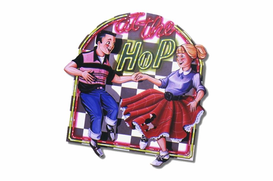 50's Sock Hop.