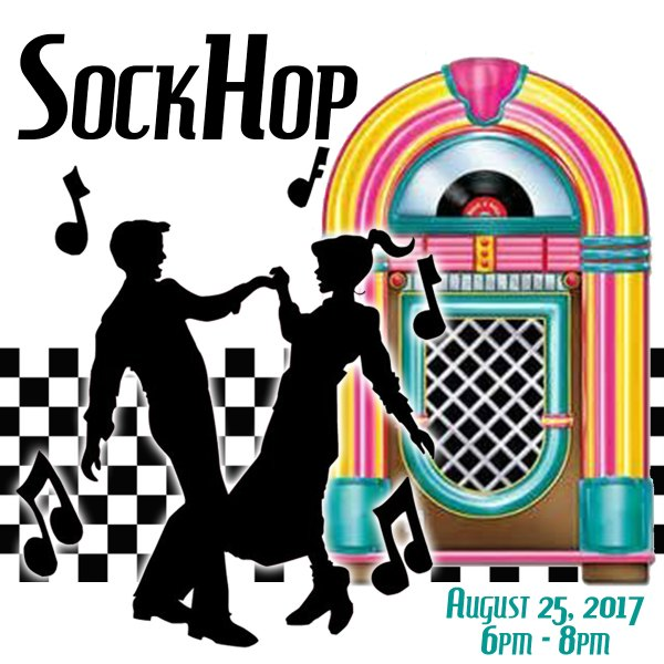Sock Hop Clipart Group with 20+ items.