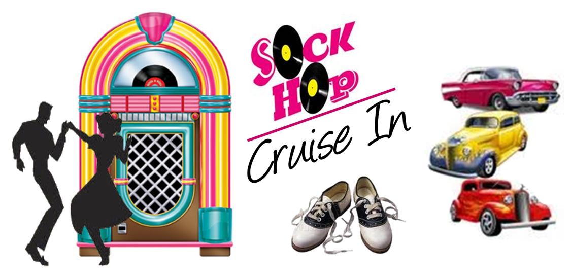 50s Sock Hop Clipart#2072719.