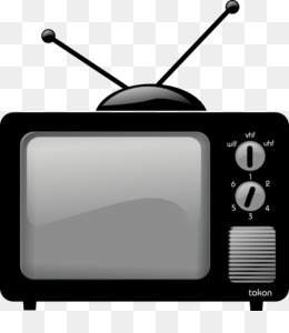 Vintage Tv PNG.