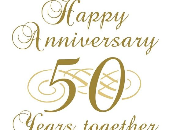 Collection Of Free Anniverse Clipart 50th Anniversary Download On UI.