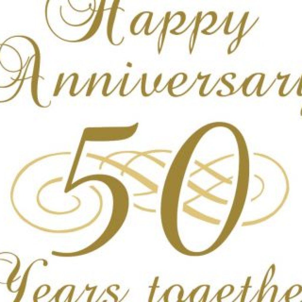 50th Anniversary Clipart Free Download Clip Art.