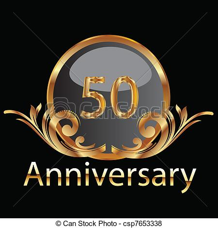 50th anniversary Clipart Vector and Illustration. 635 50th.
